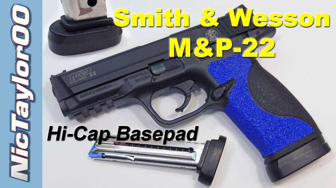 M&P-22 Pistol High Capacity Magazine Kit