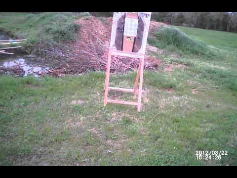 Dot Drill @ 3yds - Draw and fire 2 shots on two targets