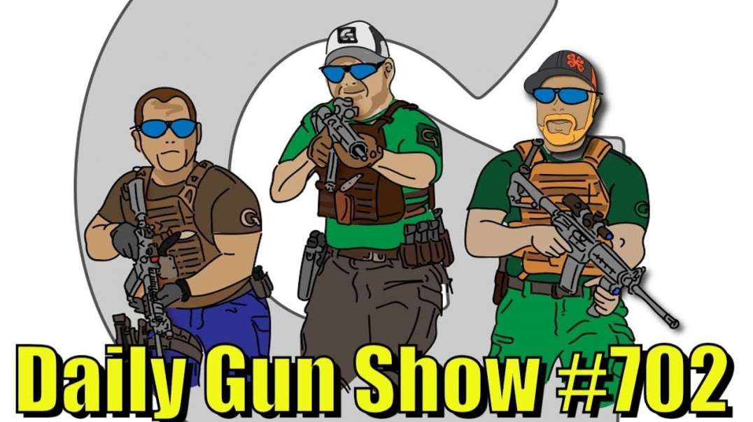 Force Factor Gun Channels - Daily Gun Show #702
