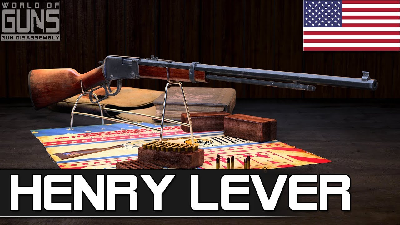 How does Henry Lever Action Rifle work?