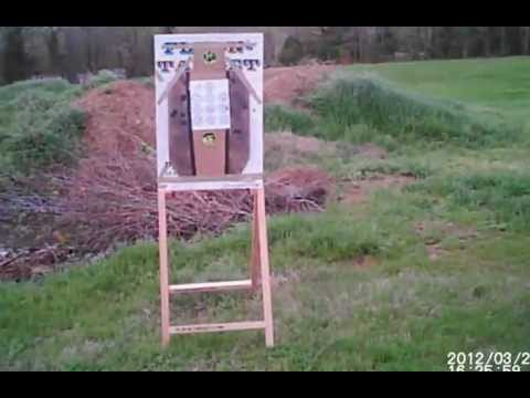 Dot Drill @ 3yds - Draw and fire 1 shot, reload, fire 1 shot on next target