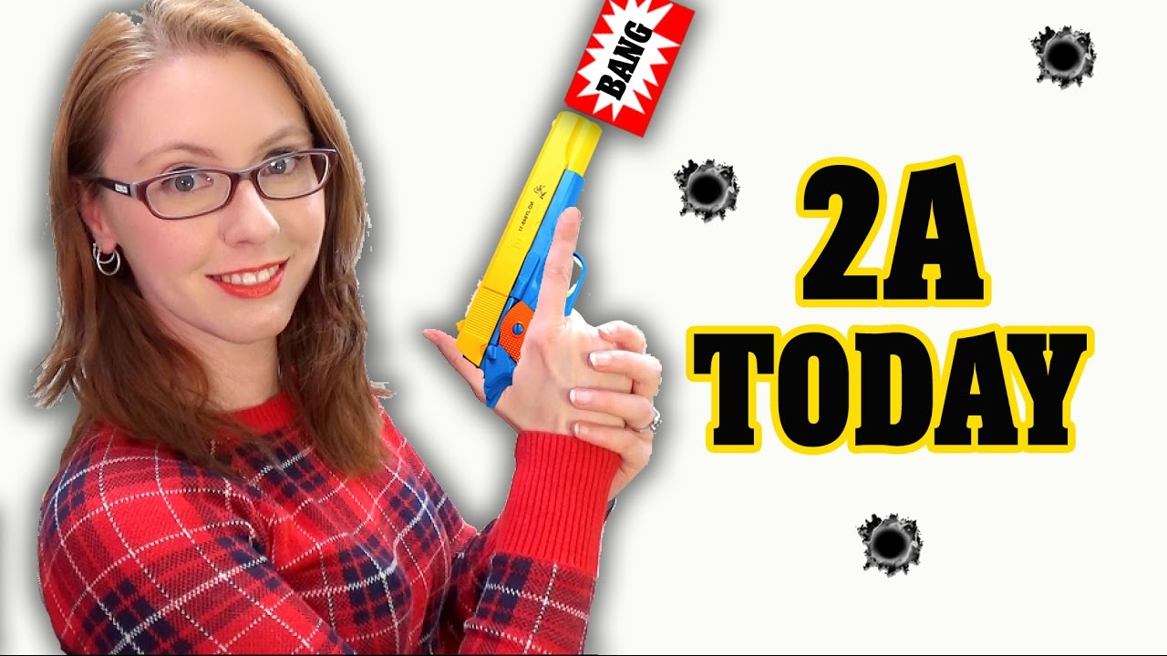 Toy Gun Terror & Background Check Myth Dispelled | 2A Today