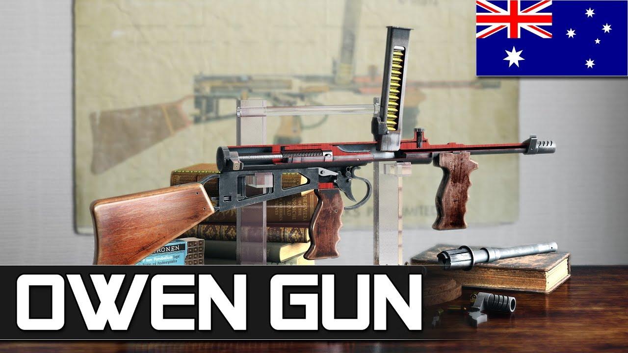 How does Owen gun work?