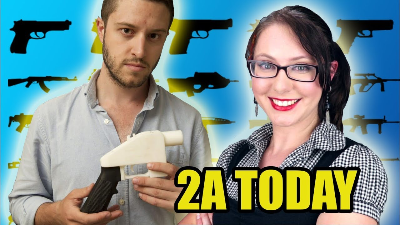 3D Printed Guns Now Legal - 2A Win! | 2A Today