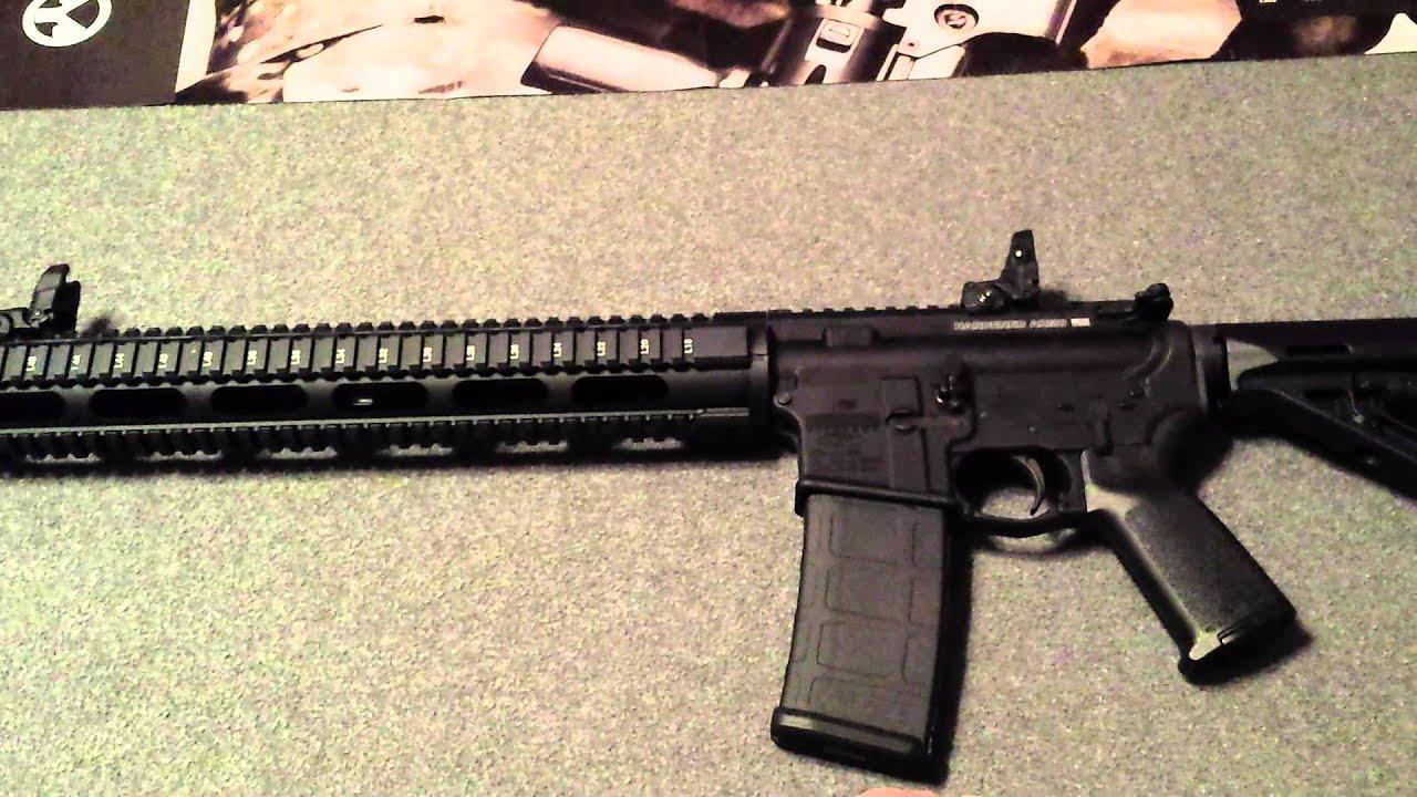 Finally finished my AR15