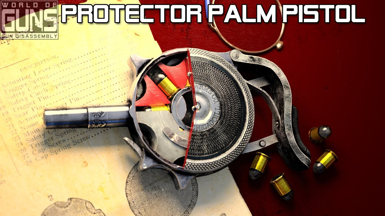 How does Protector Palm Pistol work ?