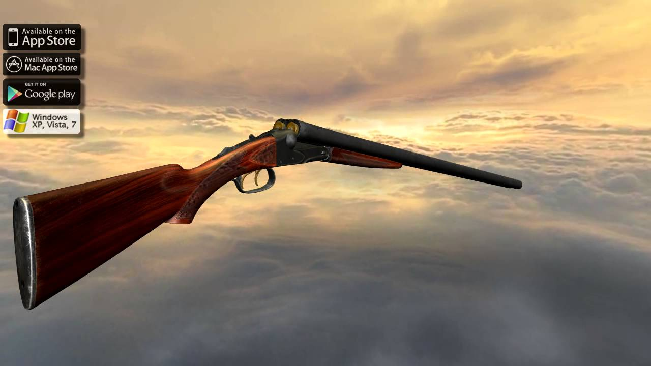 Winchester Model 21 (full disassembly and operation)