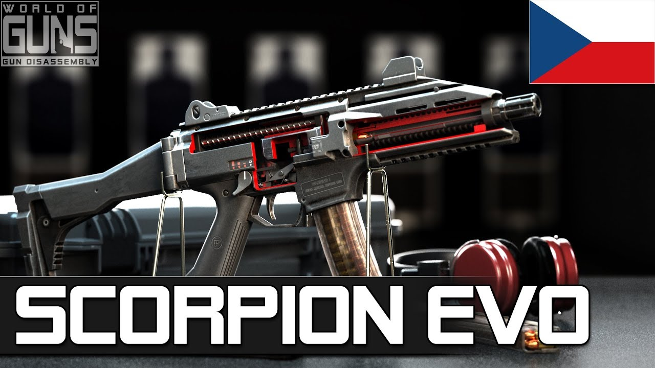 Scorpion EVO 3 A1 cut