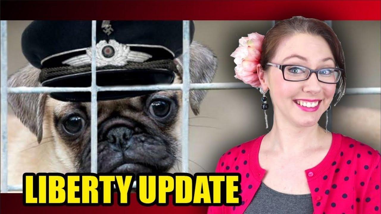 Count Dankula & the Nazi Pug Joke Police #FreeDankula | Liberty Update