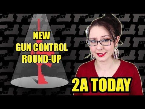 Ridiculous New Gun Control Round-up | 2A Today