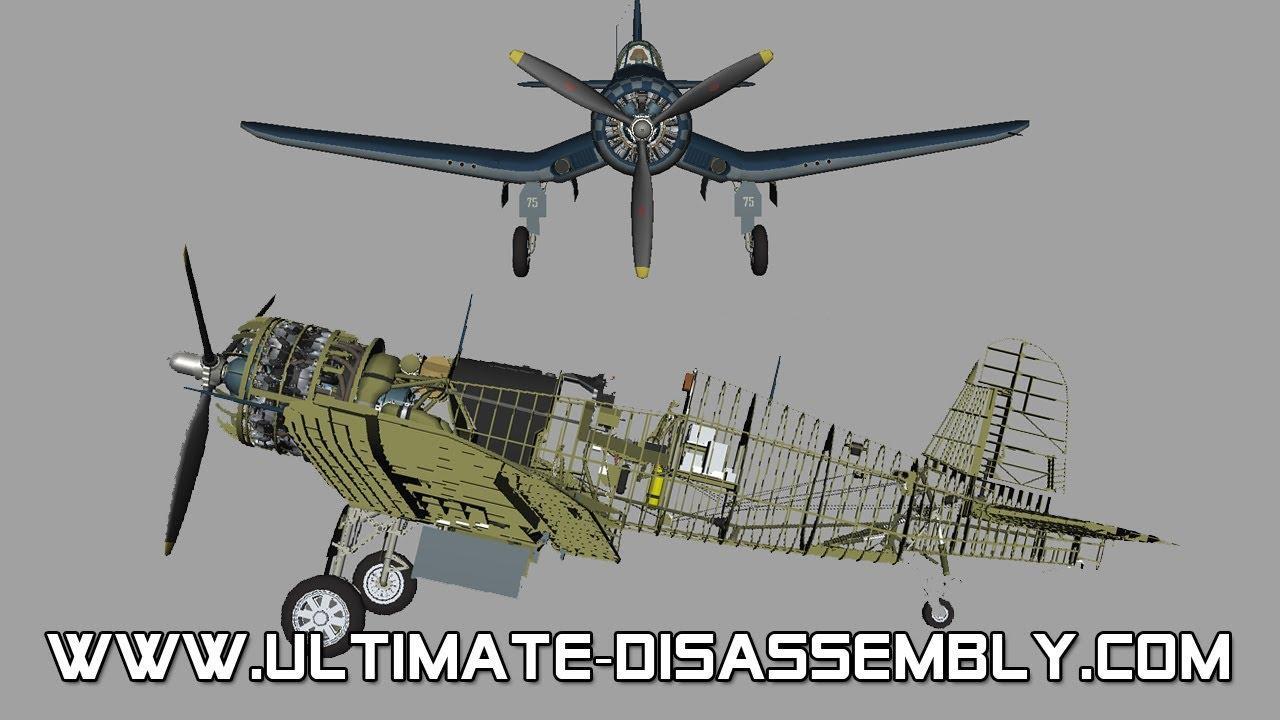 F4U Corsair demo