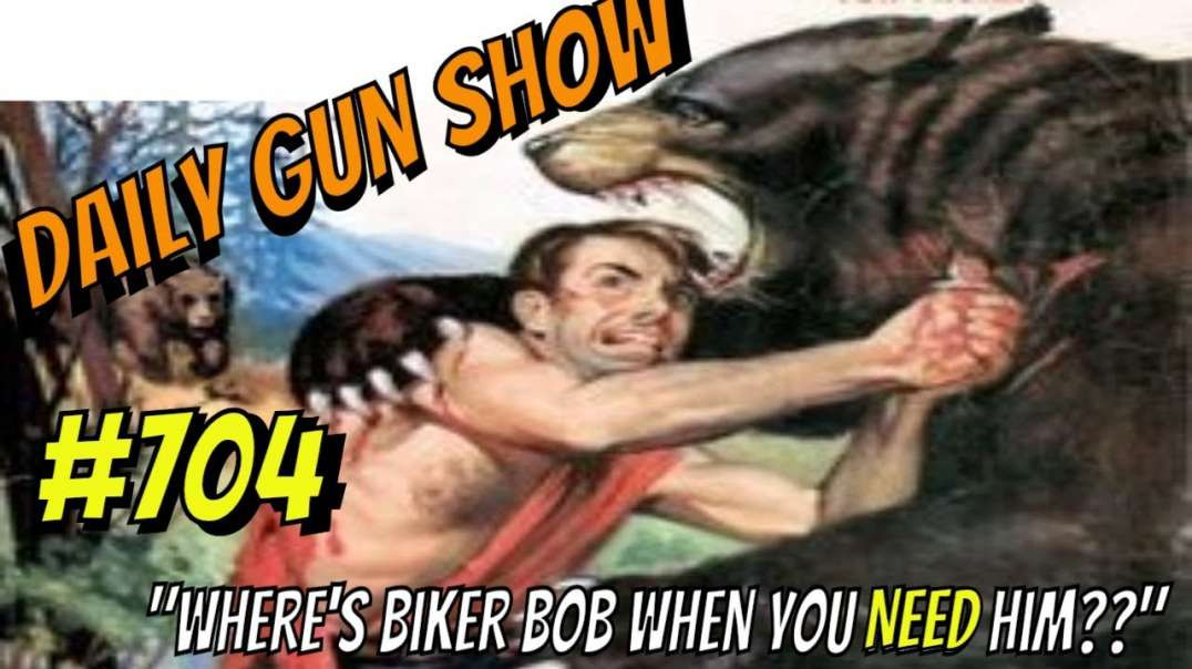 Mansplaining Gun Training -  to YOU - for FREE - your welcome - Daily Gun Show #704