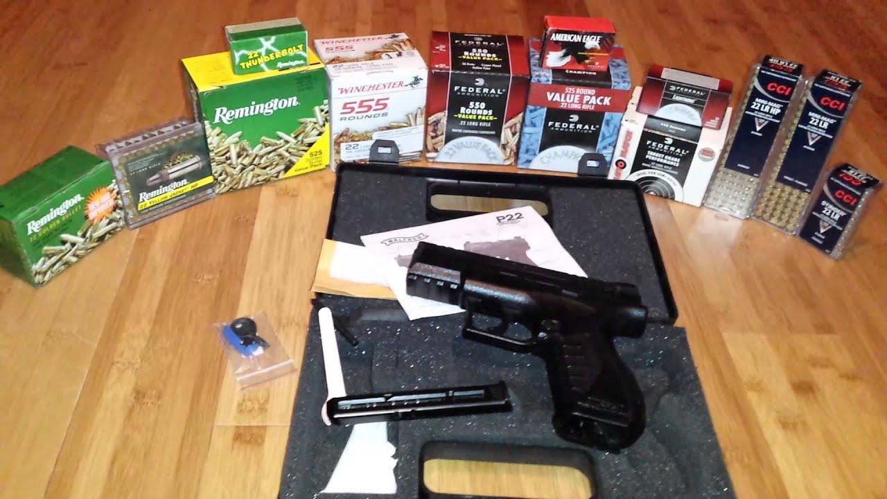 .22LR ammo substitute idea-177 cal new home gun!