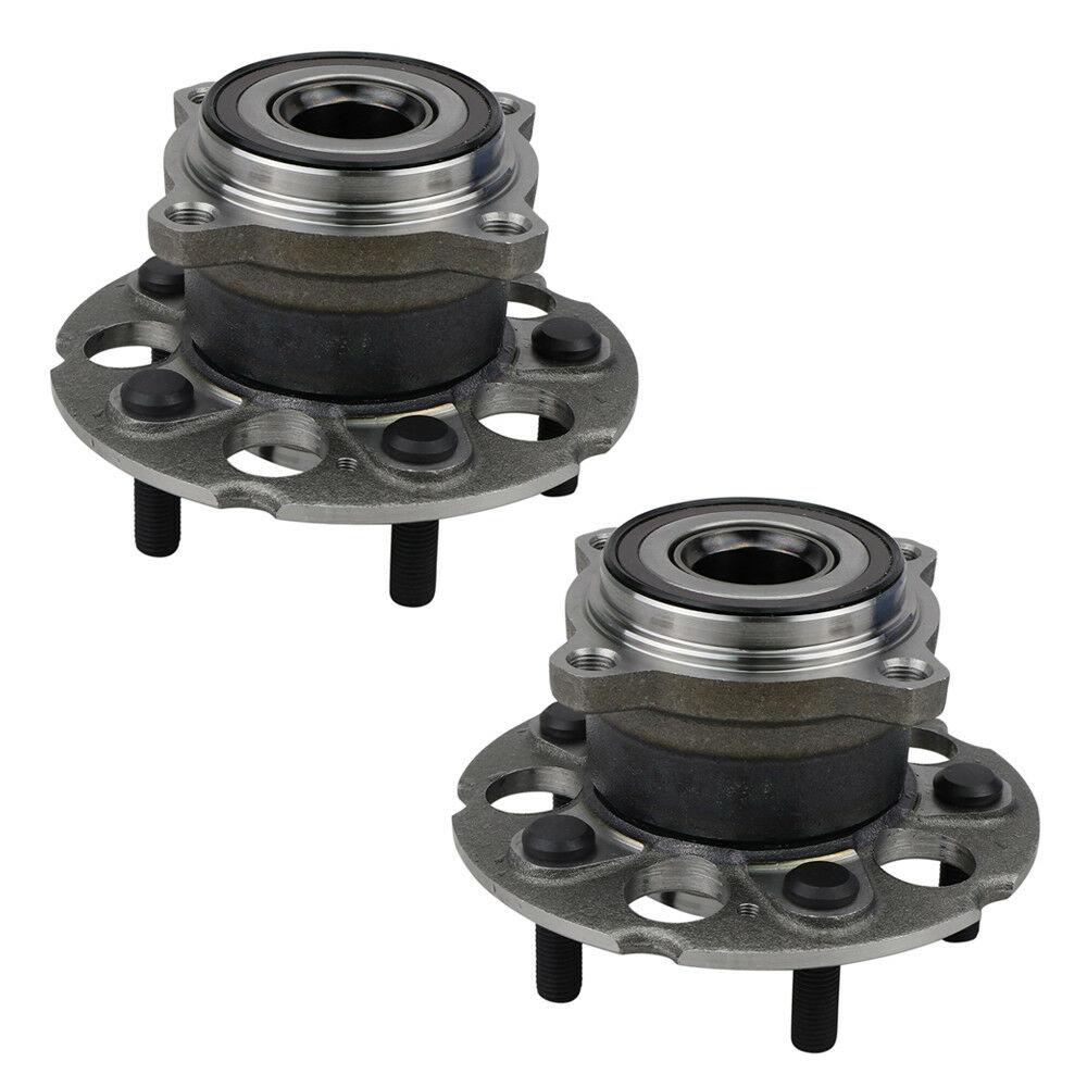 2PC Rear Wheel Hub Bearing For 2007-2010 2011 Honda CR-V