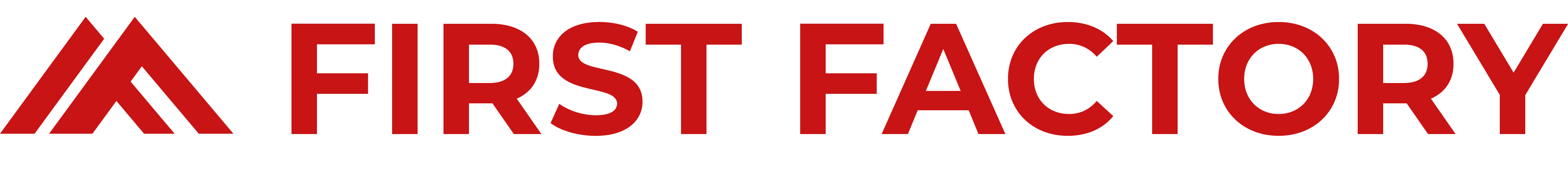 First FactoryLogo