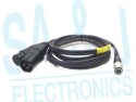 6HFP-3XM/3XF-6 | Cable, Rmp9 Paint Box Extension/Adapter Cable (Paint Box End), 6pin Hr
