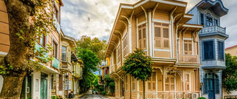 Princes' Islands of Istanbul