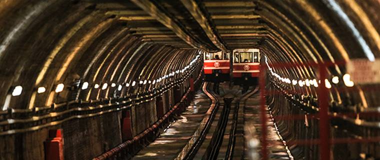 Tunnel of Istanbul