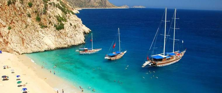 The Most Beautiful Beaches in Turkey