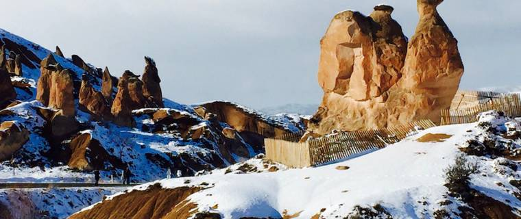 Top 10 Things to do in Cappadocia